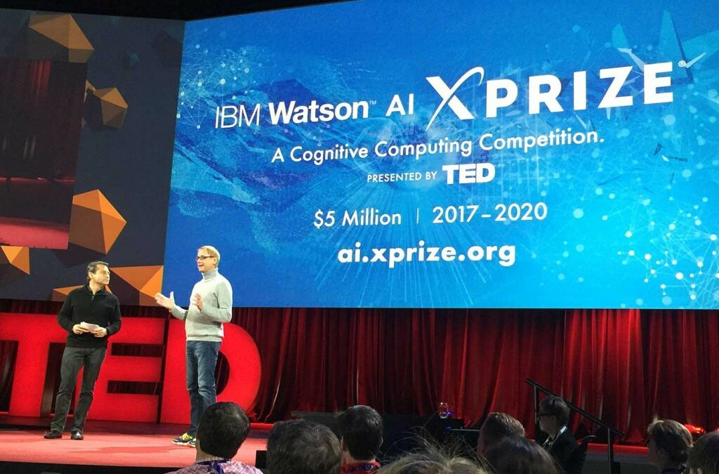 Team TrashBot makes it to the second round of the IBM AI XPRIZE