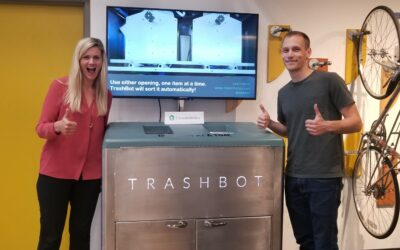 TrashBot in San Francisco